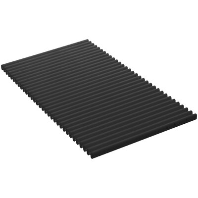 Flexible Kitchen Mat Finish: Charcoal