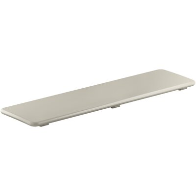 Bellwether Plastic Drain Cover for Shower Base Finish: Sandbar
