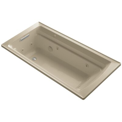 Archer 72 x 36 Whirpool Bathtub Finish: Mexican Sand