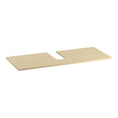Adjustable Shelf for 48 Tailored Vanities with 2 Doors