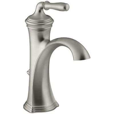 Devonshire Single Handle Bathroom Sink Faucet Finish: Vibrant Brushed Nickel