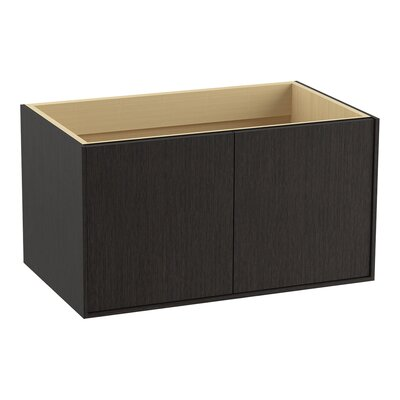 Jute� 36 Vanity with 2 Doors Finish: Satin Oak