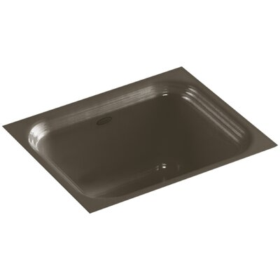 Northland Under-Mount Bar Sink Finish: Suede