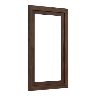 Poplin�/Marabou� Medicine Cabinet Surround, 15 Wide Finish: Terry Walnut