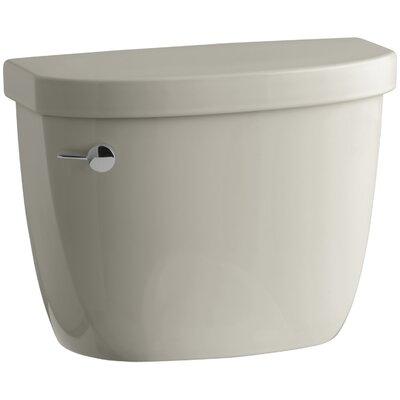 Cimarron 1.6 GPF Toilet Tank with Aquapiston Flush Technology Finish: Sandbar