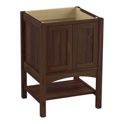 Marabou� 24 Vanity with 2 Doors Finish: Terry Walnut