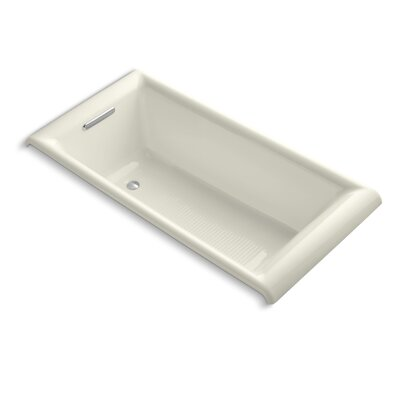Undermount 66 x 33 Soaking Bathtub Finish: Biscuit