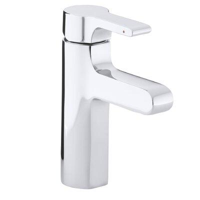 Singulier Single-Hole Bathroom Sink Faucet