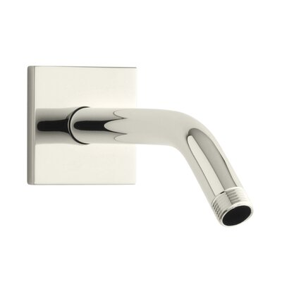 Loure Showerarm and Flange Finish: Vibrant Polished Nickel