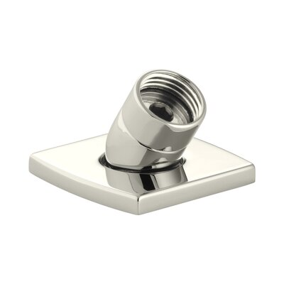 Loure Deck-Mount Handshower Holder Finish: Vibrant Polished Nickel