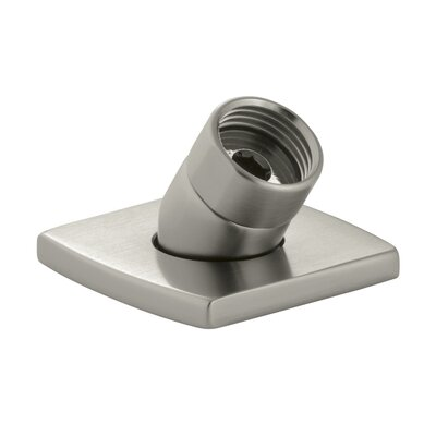 Loure Deck-Mount Handshower Holder Finish: Vibrant Brushed Nickel