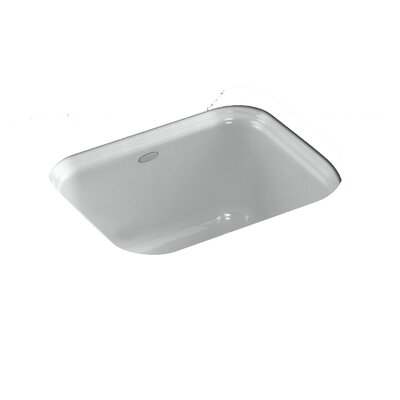 Northland Under-Mount Bar Sink Finish: Ice Grey