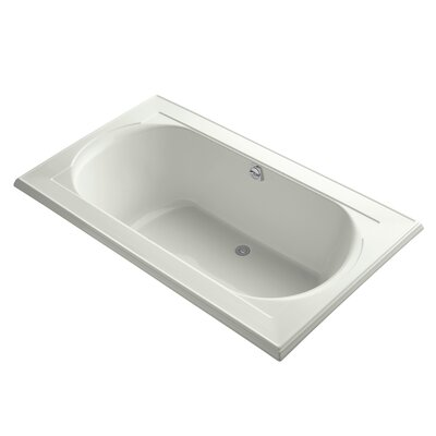 Memoirs 72 x 42 Soaking Bathtub Finish: Dune