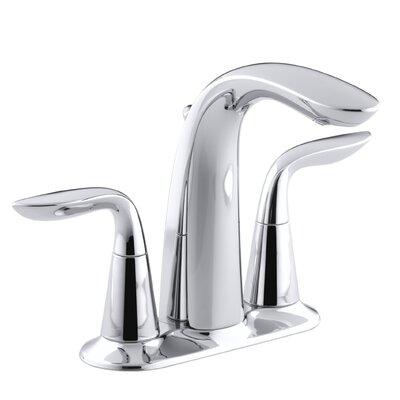Refinia Centerset Bathroom Sink Faucet Finish: Polished Chrome