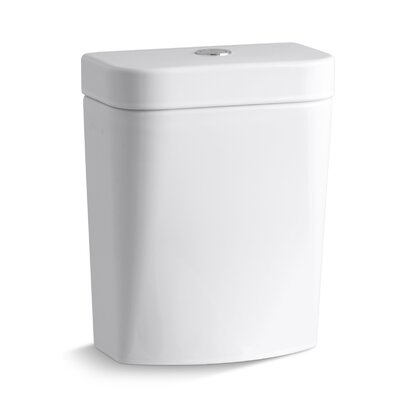 Persuade Circ Dual-Flush Tank Finish: White