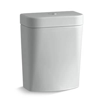 Persuade Circ Dual-Flush Tank Finish: Ice Grey