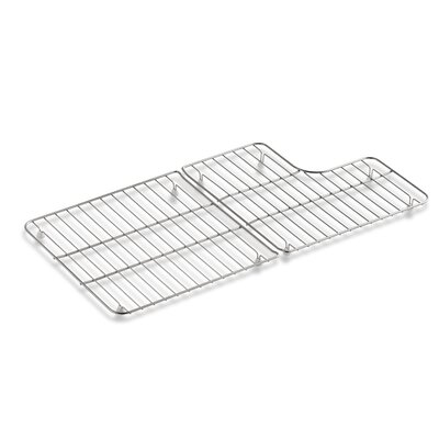 Stainless Steel Sink Racks for 36 Whitehaven