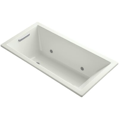 Underscore Vibracoustic 60 x 30 Whirpool Bathtub Finish: Dune