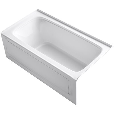 Bancroft 60 x 32 Air Bathtub Finish: White