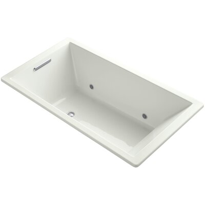 Underscore Vibracoustic 66 x 36 Whirpool Bathtub Finish: Dune