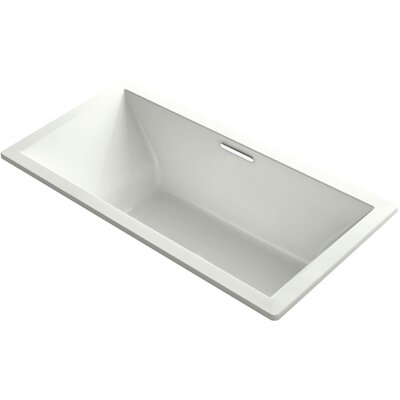 Underscore 72 x 36 Soaking Bathtub Finish: Dune