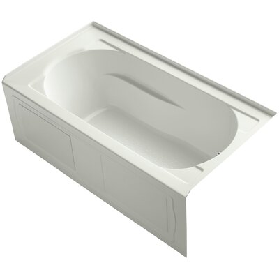 Devonshire Alcove 60 x 32 Soaking Bathtub Finish: Dune