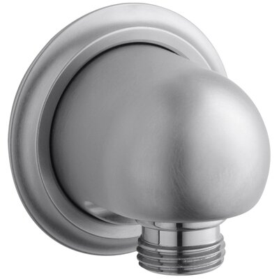 Fort� Supply Elbow Finish: Brushed Chrome