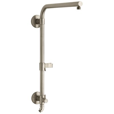 Hydrorail -R Beam Column Shower Panels Finish: Vibrant Brushed Bronze