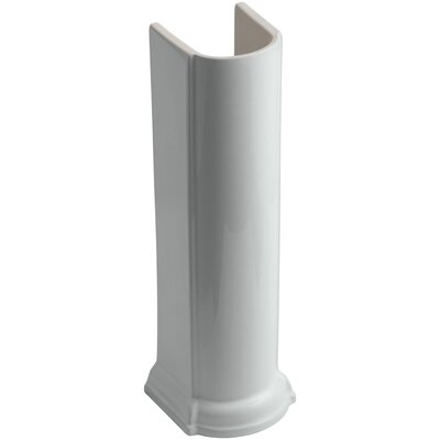 Devonshire Pedestal Pedestal Finish: Ice Grey