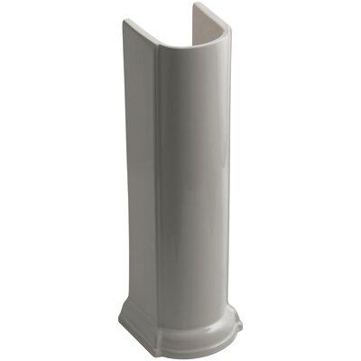 Devonshire Pedestal Pedestal Finish: Cashmere