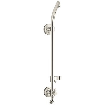 Hydrorail -S Shower Column Finish: Vibrant Polished Nickel