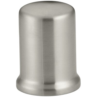 Air Gap Cover with Collar Finish: Vibrant Brushed Nickel