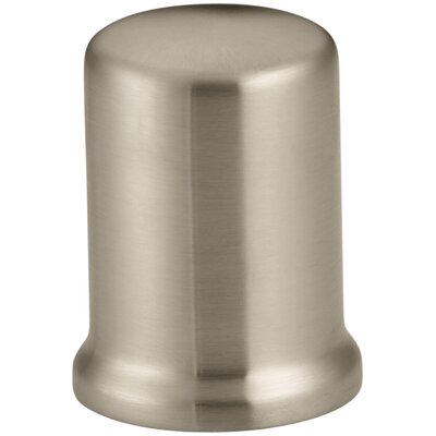 Air Gap Cover with Collar Finish: Vibrant Brushed Bronze