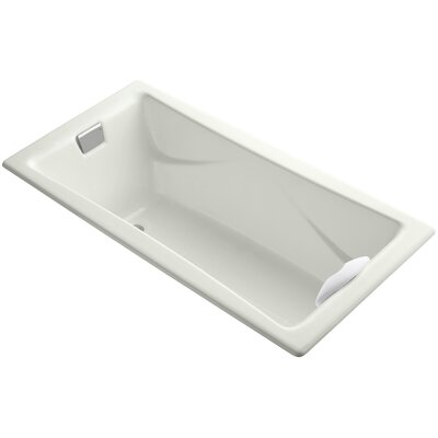 Tea-For-Two 72 x 36 Soaking Bathtub Finish: Dune