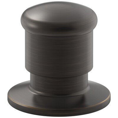 Deck-Mount Two-Way Diverter Valve Finish: Oil Rubbed Bronze