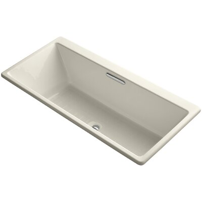 Reve 67 x 36 Soaking Bathtub Finish: Almond