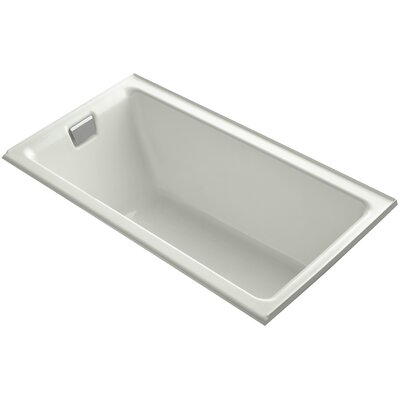 Tea-For-Two 66 x 36 Soaking Bathtub Finish: Dune