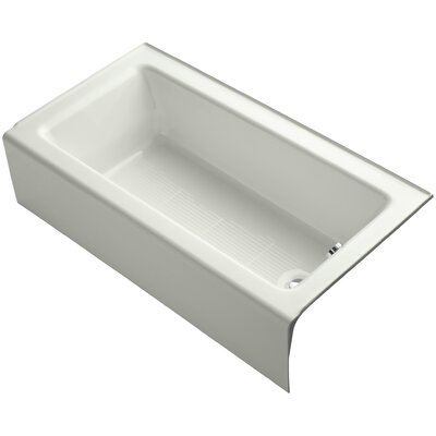 Bellwether 60 x 32 Soaking Bathtub Finish: Dune