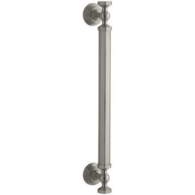 Pinstripe Pivot Handle Finish: Brushed Nickel
