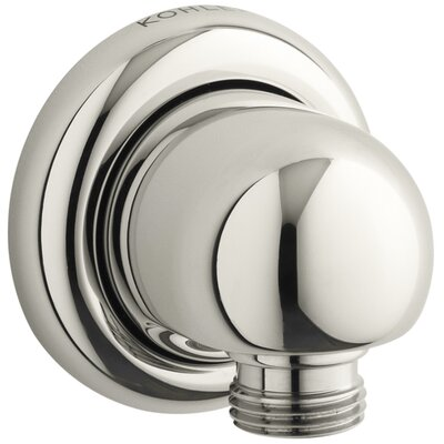 Mastershower Wall Supply Elbow Finish: Vibrant Polished Nickel