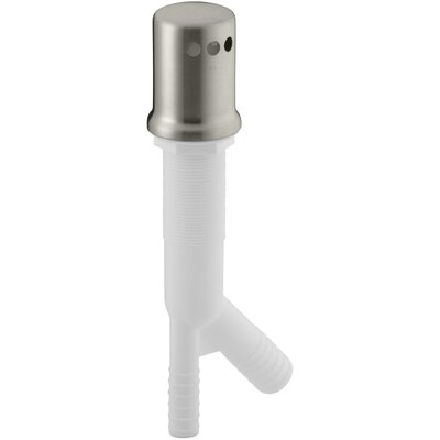 Air Gap Body with Cover Finish: Vibrant Brushed Nickel