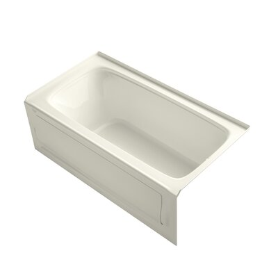 Bancroft 60 x 32 Air Bathtub Finish: Biscuit