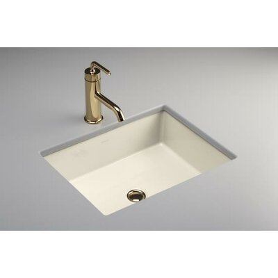 Stands Get Low Cost KOHLER Verticyl Rectangle Undermount Bathroom Sink In