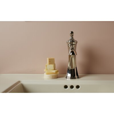 Devonshire Single Handle Bathroom Sink Faucet Finish: Polished Chrome