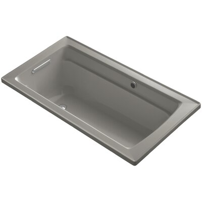 Archer 60 x 32 Soaking Bathtub Finish: Cashmere