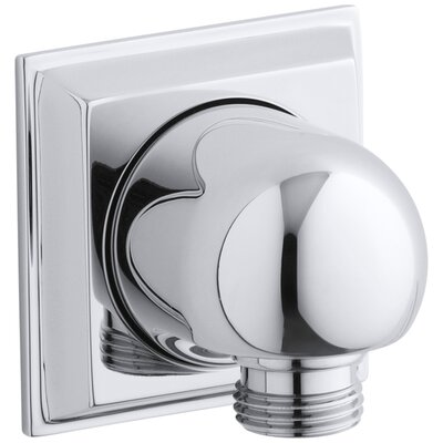Memoirs Wall-Mount Supply Elbow Finish: Polished Chrome