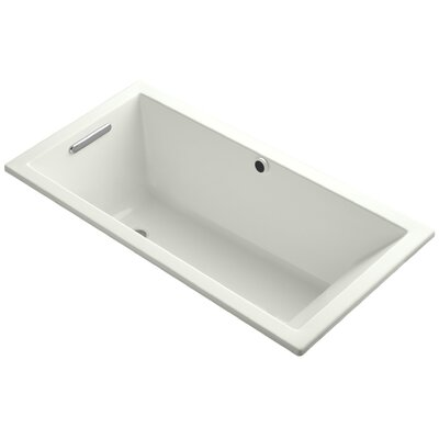 Underscore 60 x 30 Soaking Bathtub Finish: Dune