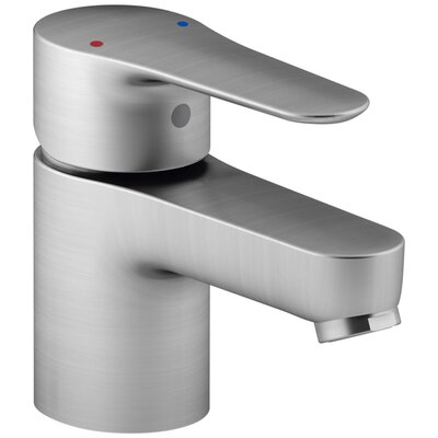 July Single-Handle Bathroom Sink Faucet Finish: Brushed Chrome