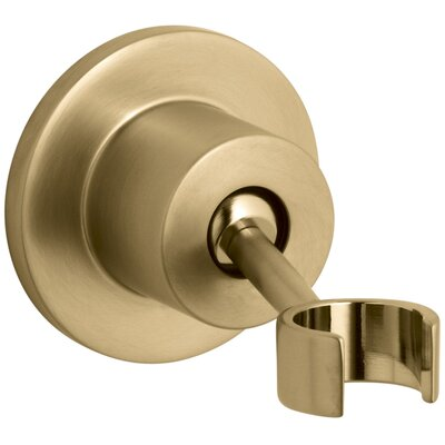 Stillness Adjustable Wall-Mount Bracket Finish: Vibrant Moderne Brushed Gold