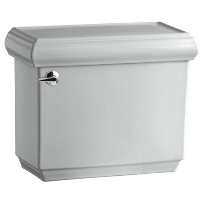 Memoirs Classic 1.28 GPF Tank with Insuliner Tank Liner Finish: Ice Grey